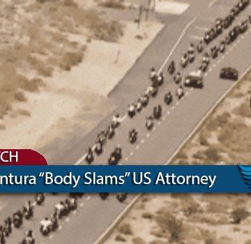 Jesse Ventura Body Slams US Attorney at Mongols MC Trial