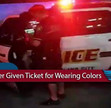 San Antonio Police Say Wearing MC Colors In Public Is A Crime