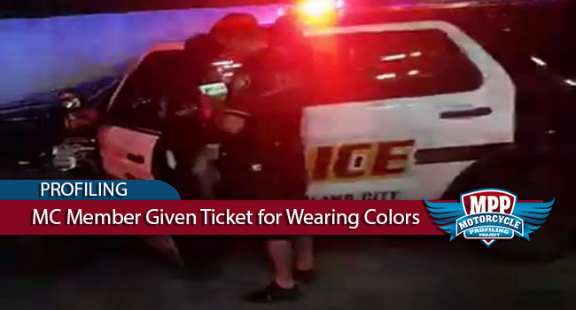 San Antonio Police Say Wearing MC Colors In Public Is A Crime